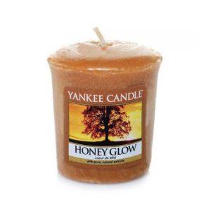 świeczka zapachowa Yankee Candle Honey